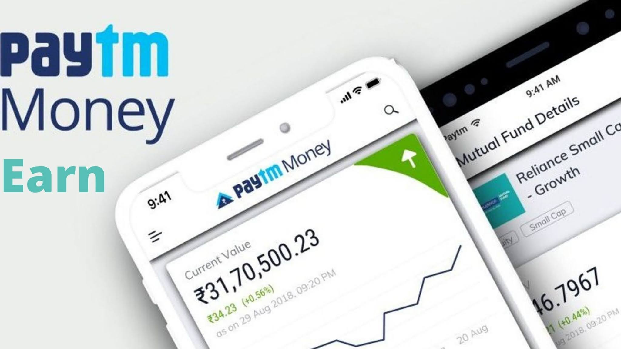 How to Earn Money From Paytm