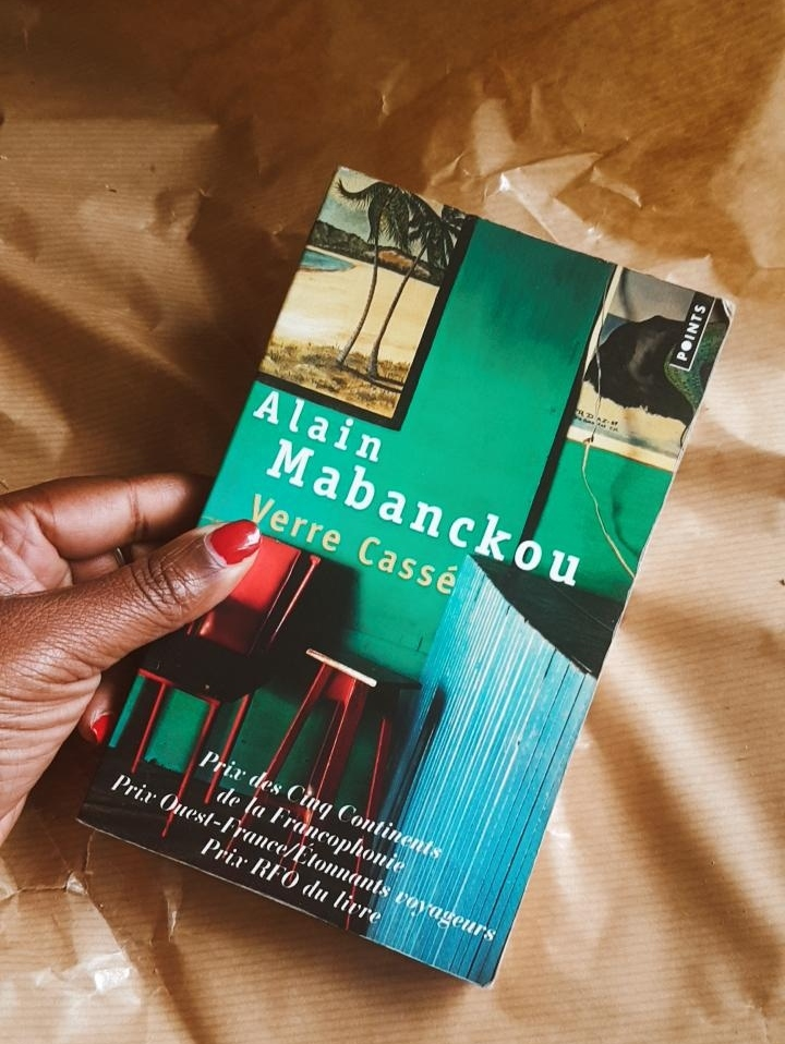 Blog Afro - Verre cassé d'Alain Mabanckou