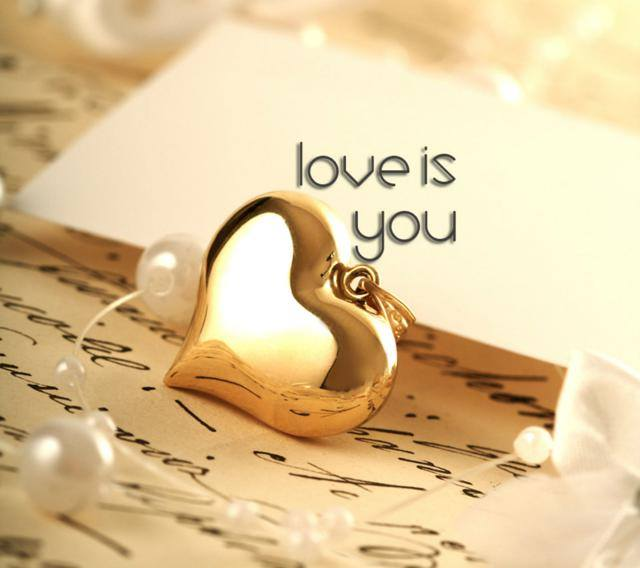 Love is You dear