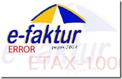 Solusi e-Faktur Kode Error ETAX-20014 Nilai tidak boleh kosong