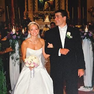 Patrick Marleau S Wedding Photo