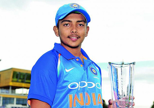 Prithvi Shaw Biography,age,family,career