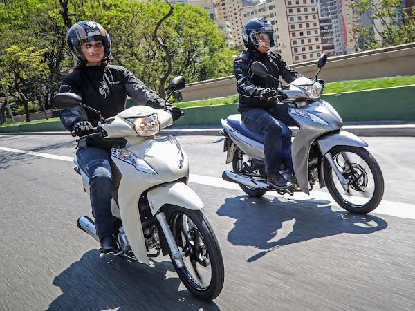 Honda Biz - 2ª motocicleta mais vendida do Brasil