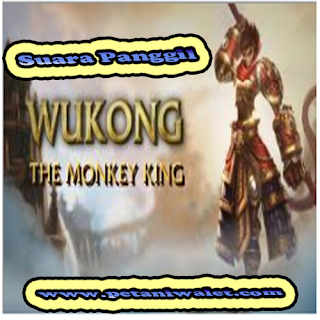 Suara Panggil Walet The Monkey King