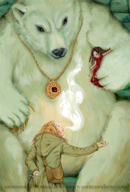 Golden Compass- Yofur