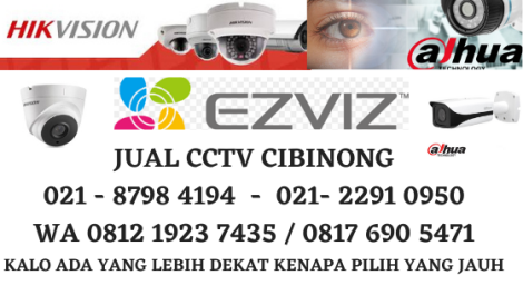 Pasang CCTV Cibinong