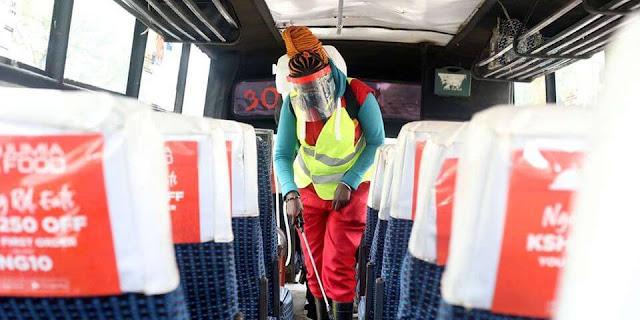Simba Coach bus passenger dies at Malili photo