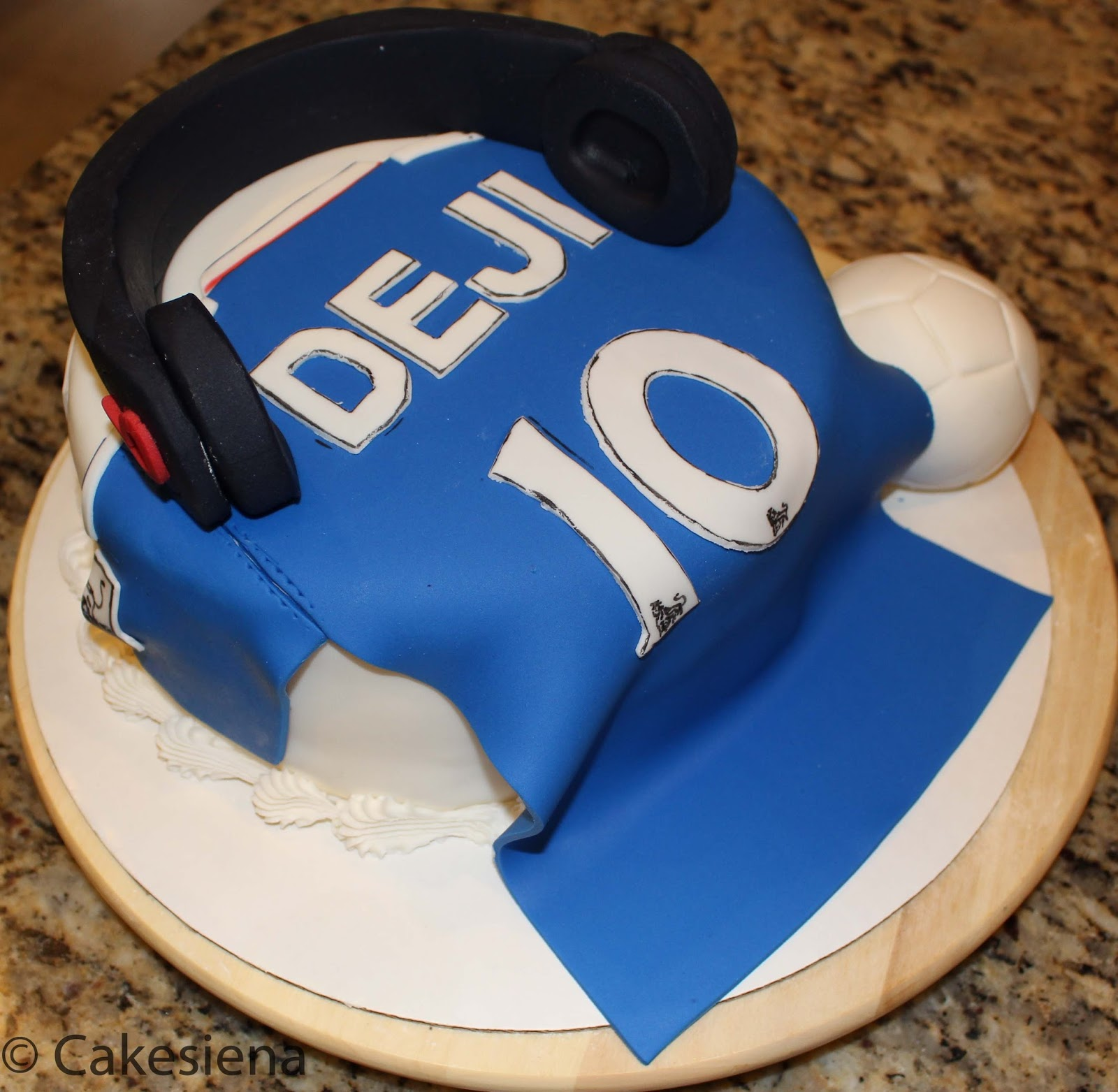 Birthday Cake Atlanta Cakes Nigeria Lagos Chelsea Football