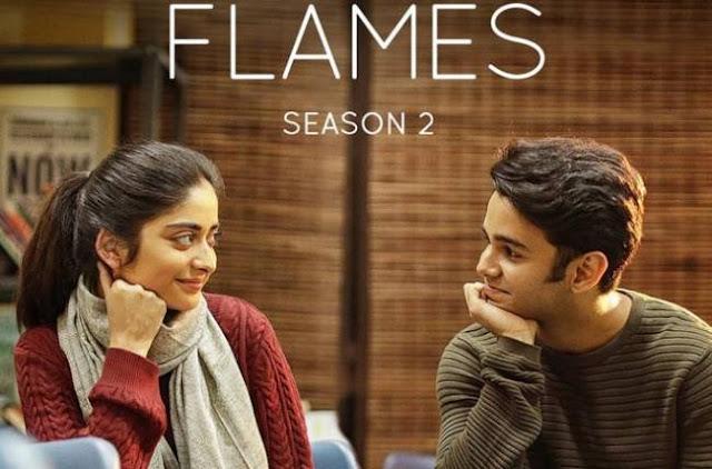 Hindi web series, F.L.A.M.E.S
