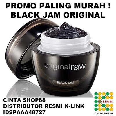 BLACK JAM ORIGINAL RAW K-LINK