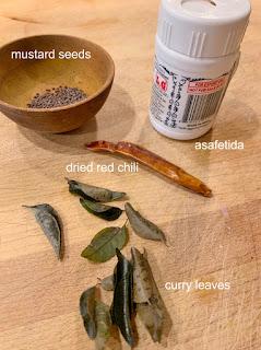 Tempering Ingredients