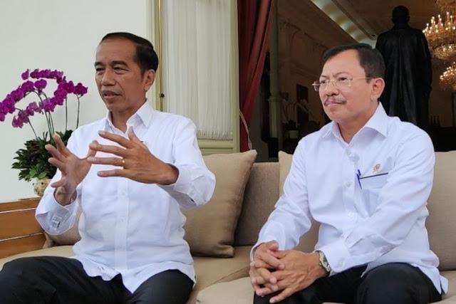 Pengumuman Mendadak Jokowi yang Kejutkan Pasien Positif Corona...
