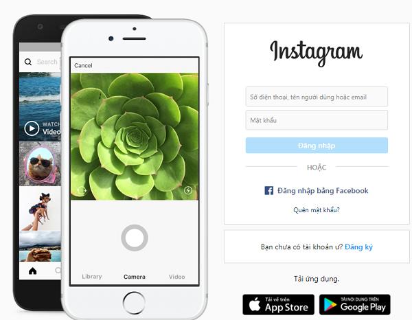 Download Instagram cho máy tính PC Windows phiên bản mới nhất b