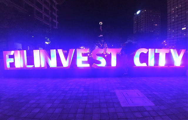 Filinvest City brings its first ever sparkling Christmas to the community!