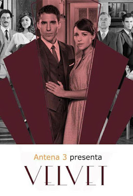 Velvet (TV Series) S03 DVD R2 PAL Spanish
