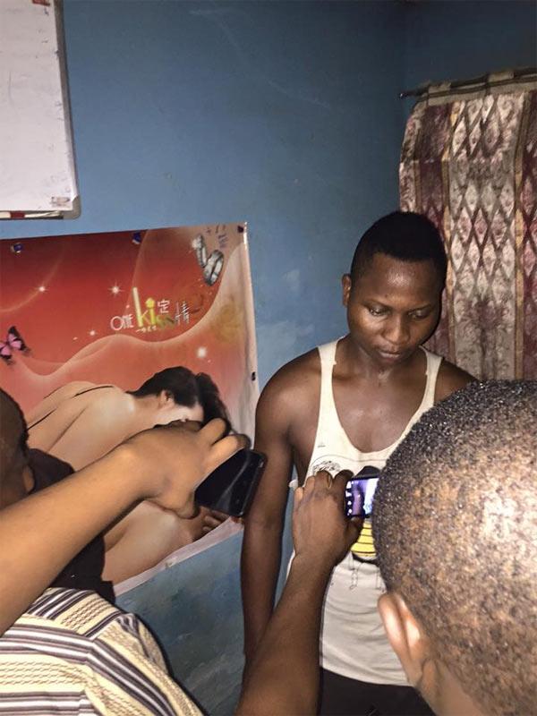How UNIABUJA female student nearly got raped by male student