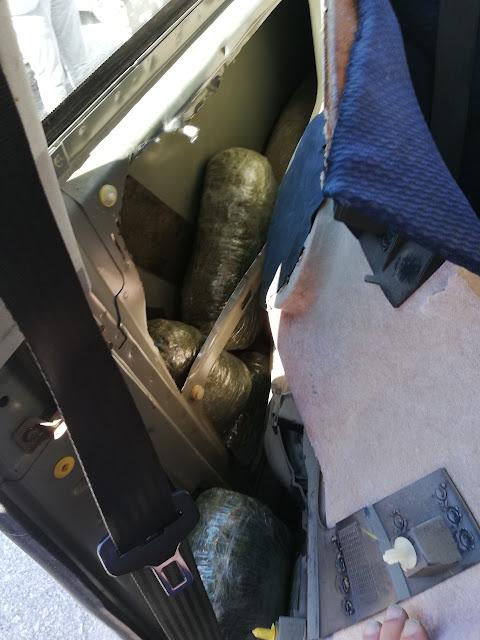 Συνελήφθη 25χρονος στην Ηγουμενίτσα, με 9 κιλά και 650 γραμμάρια κάνναβης