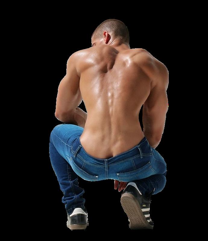 знаю, красивые парни голые в джинсах фото кровати