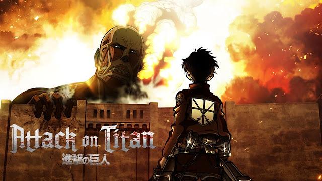 Shingeki no Kyojin (Episode 01 - 25) Batch Subtitle Indonesia
