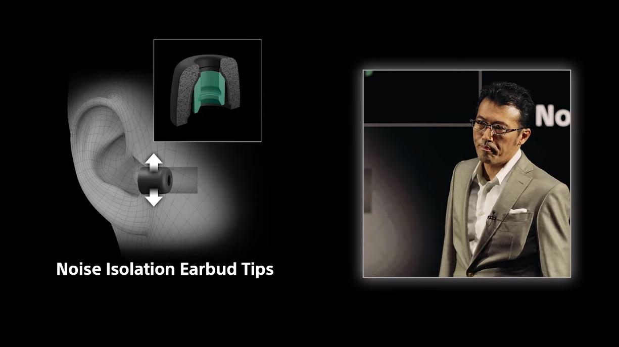 Noise Isolation Earbud Tips