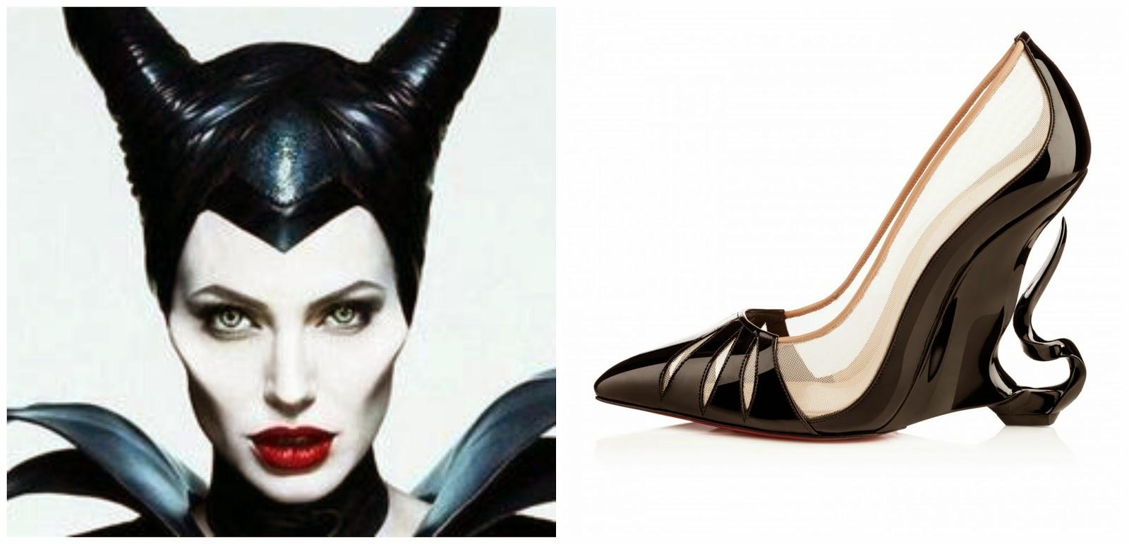 5365eb29ec81 Christian Louboutin    Malangeli Shoe. Christian Louboutin have  collaborated with Angelina Jolie ...