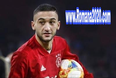 فرانك لامبارد يعول على لاعب المنتخب المغربي حكيم زياش لإنهاء معاناة تشلسي