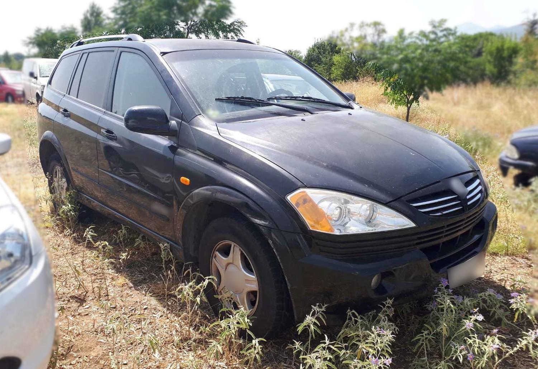 Ξάνθη: Διακινητής με κλεμμένο ΙΧ στην Εγνατία Οδό