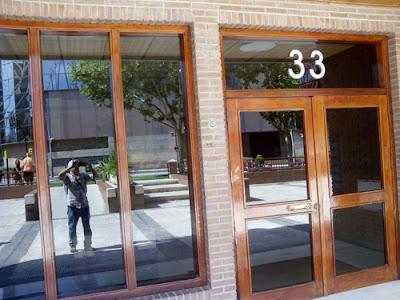Puertas para comunidades, fabricadas en Zaragoza
