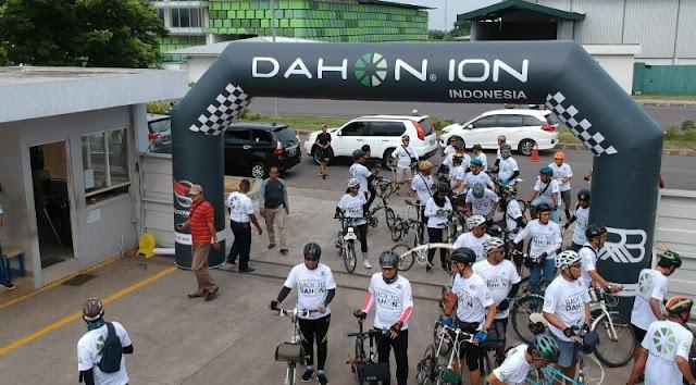 Dahon abre unidade na Indonésia
