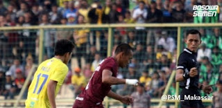 Barito Putera  vs PSM Makassar 2-1 Highlights