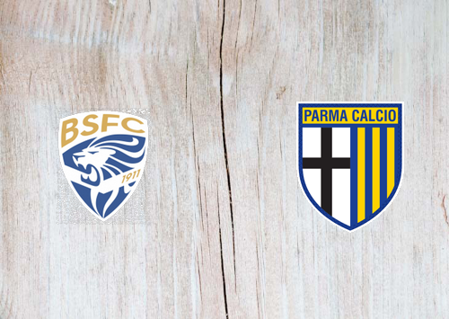 Brescia vs Parma -Highlights 25 July 2020