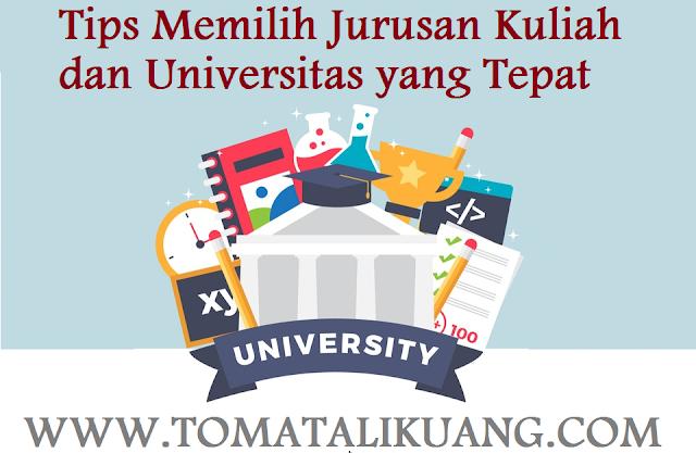 tips memilih jurusan kuliah dan universitas yang tepat tomatalikuang.com