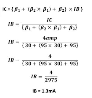 Transistor Darlington adalah Penjelasan Secara Lengkap