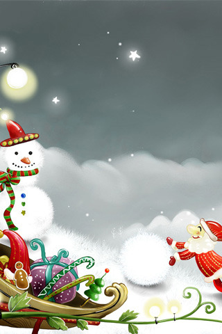 Christmas Wallpapers for Android - 5
