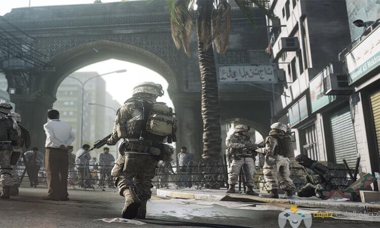 تحميل لعبة 3 Battlefield بحجم صغير