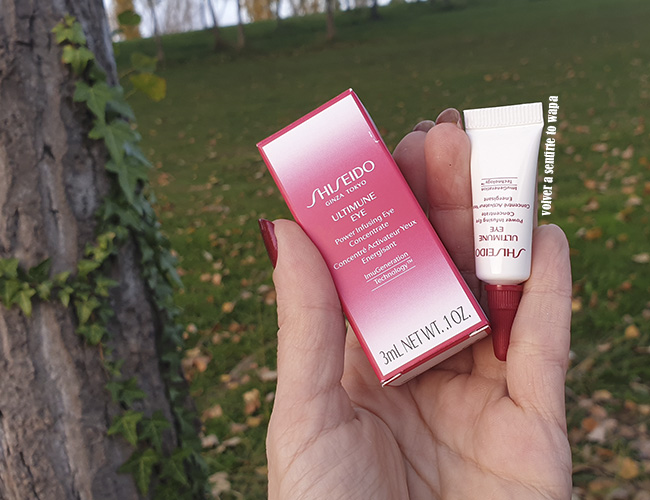 Ultimune Eye de Shiseido