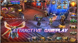 The Exorcists 3D Action RPG Mod Apk v1.3.1 (No Skill Cooldown)
