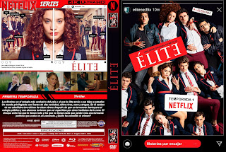 ELITE – 2019 [COVER – DVD – SERIES]