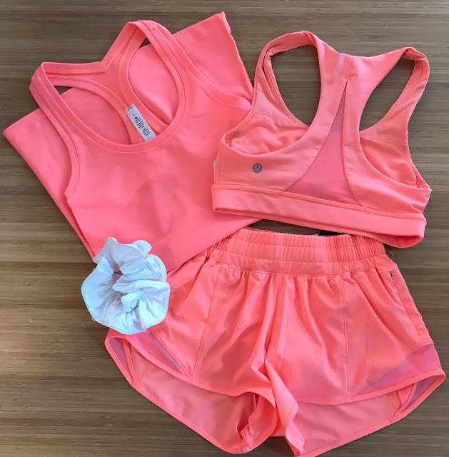 lululemon pop-orange