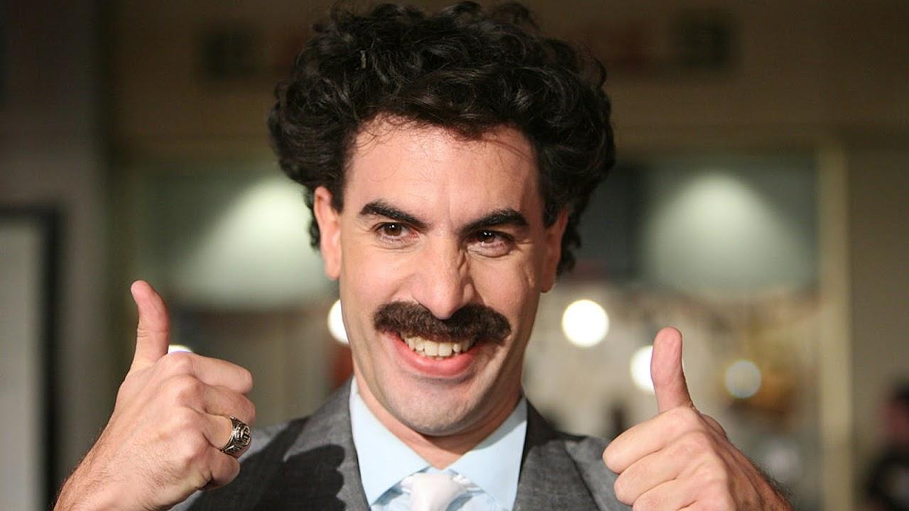 'Borat 2': Novo clipe mostra Sacha Baron Cohen invadindo discurso de Mike Pence