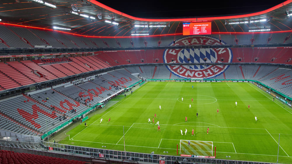Allianz Arena vazia (Imago Images)