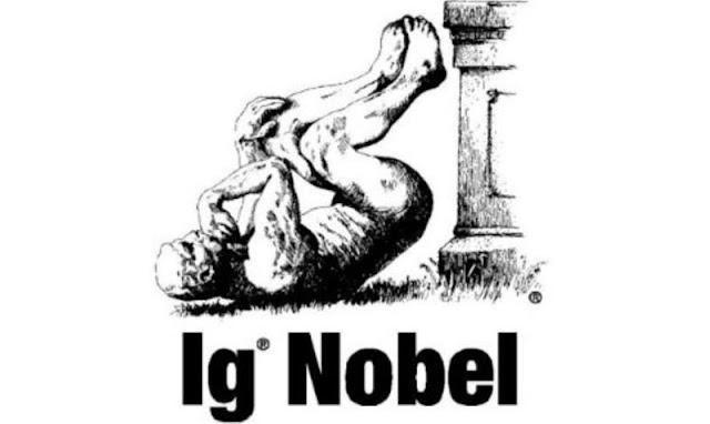 501: Ig Nobel Ödülleri Sahiplerini Buldu