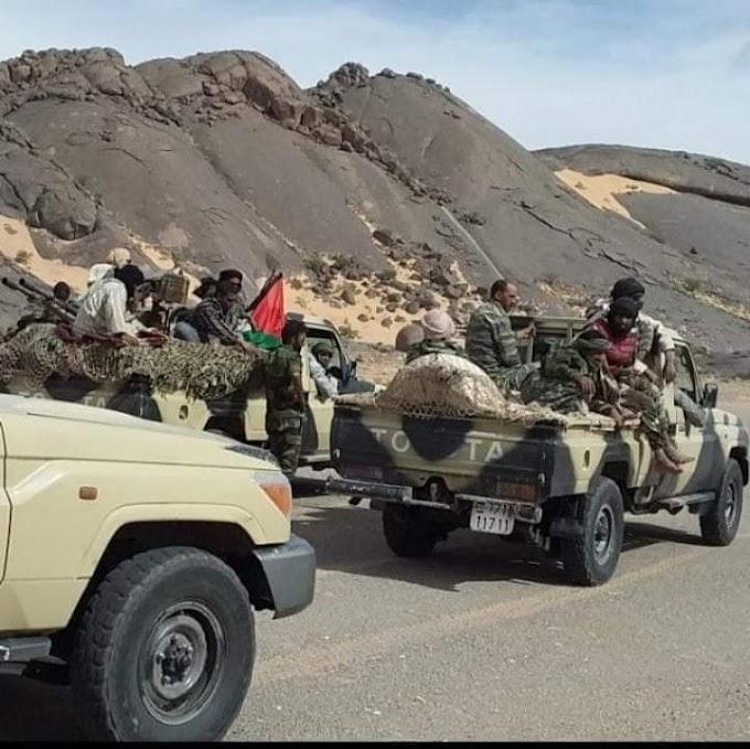 🔴 Parte de guerra Nº27. Guerra del Sáhara Occidental.