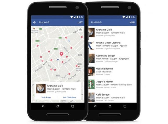 Facebook Mulai Sebar Fitur Pencari Wi-Fi