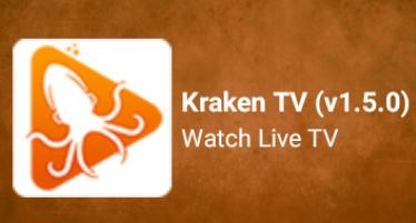 Kraken TV v1.5.2