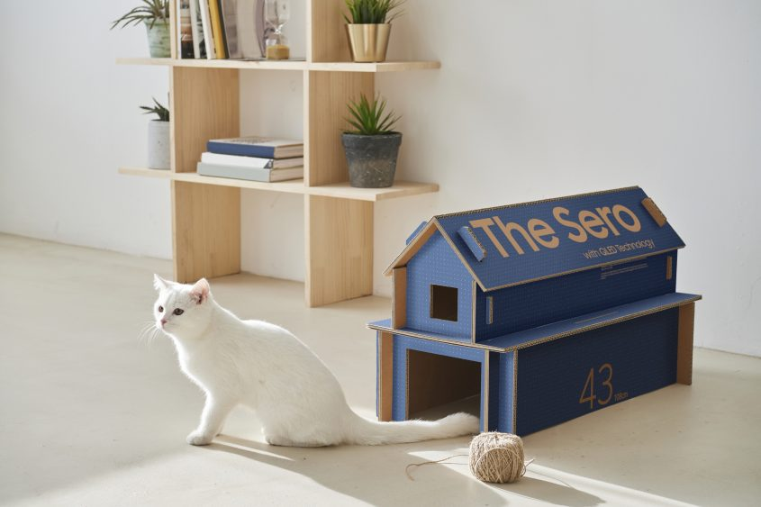 samsung eco package the sero casa gatos