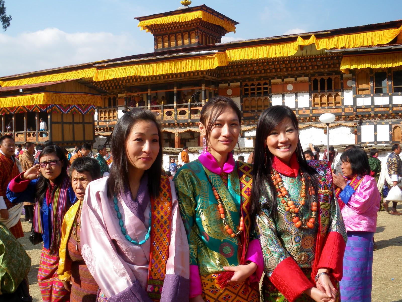 Bhutanese Actress