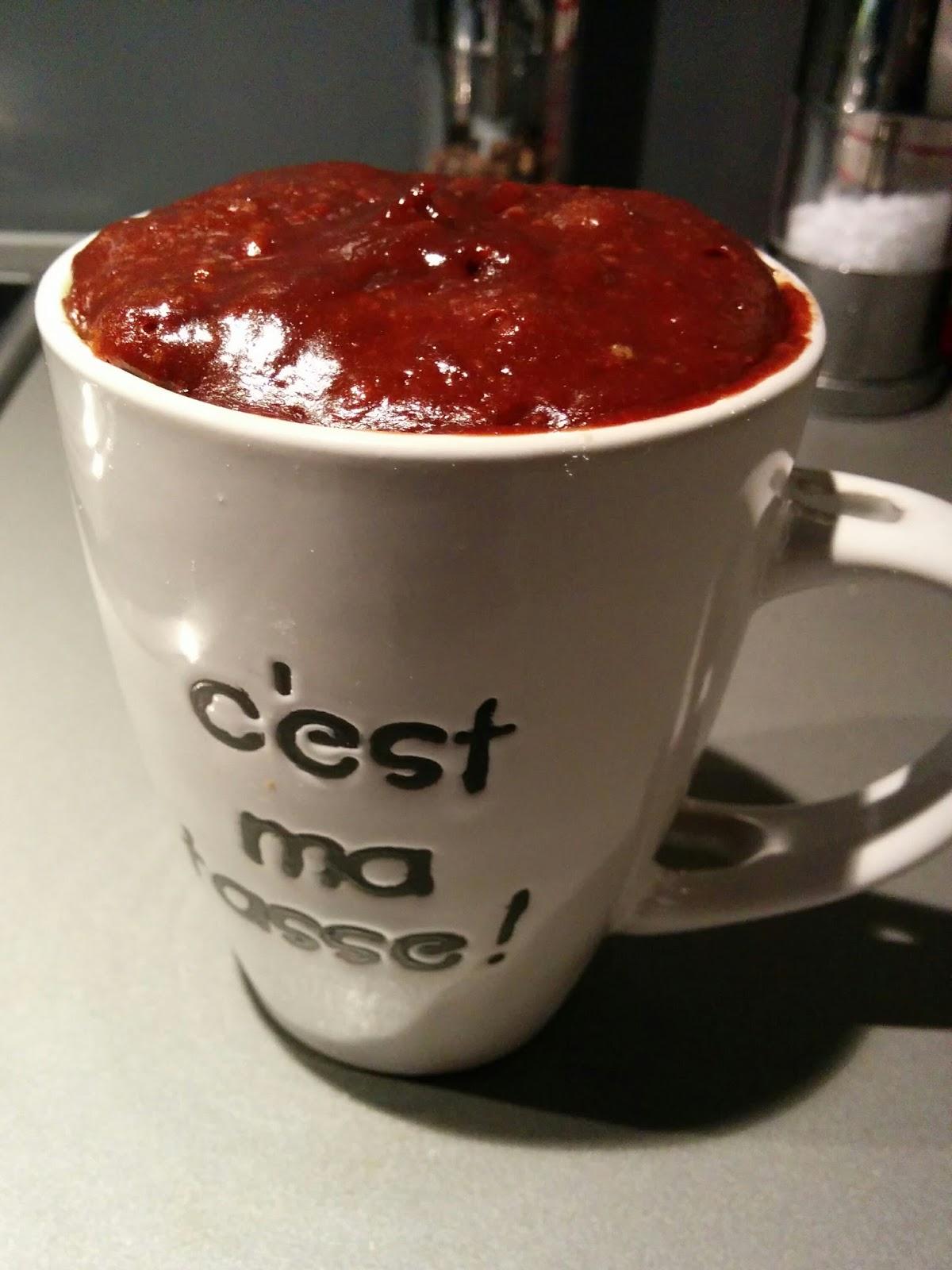 Une Perruche En Cuisine Mes Variations De Mug Cake Chocolat Beurre