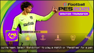 Download PES 2021 PPSSPP Chelito V2 New Update Winter Transfer & Best Graphics HD Camera PS5