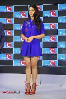 Actress Rakul Preet Singh Pictures as BIG C New nd Ambador  0031